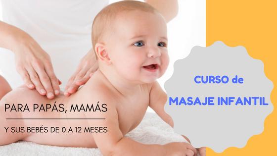 CURSO MASAJE INFANTIL EN ASTURIAS