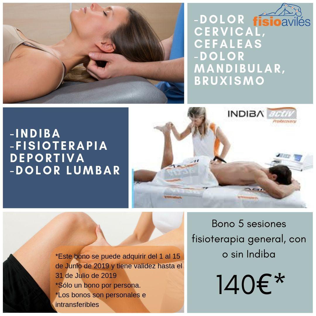 Promoción fisioterapia fisioaviles