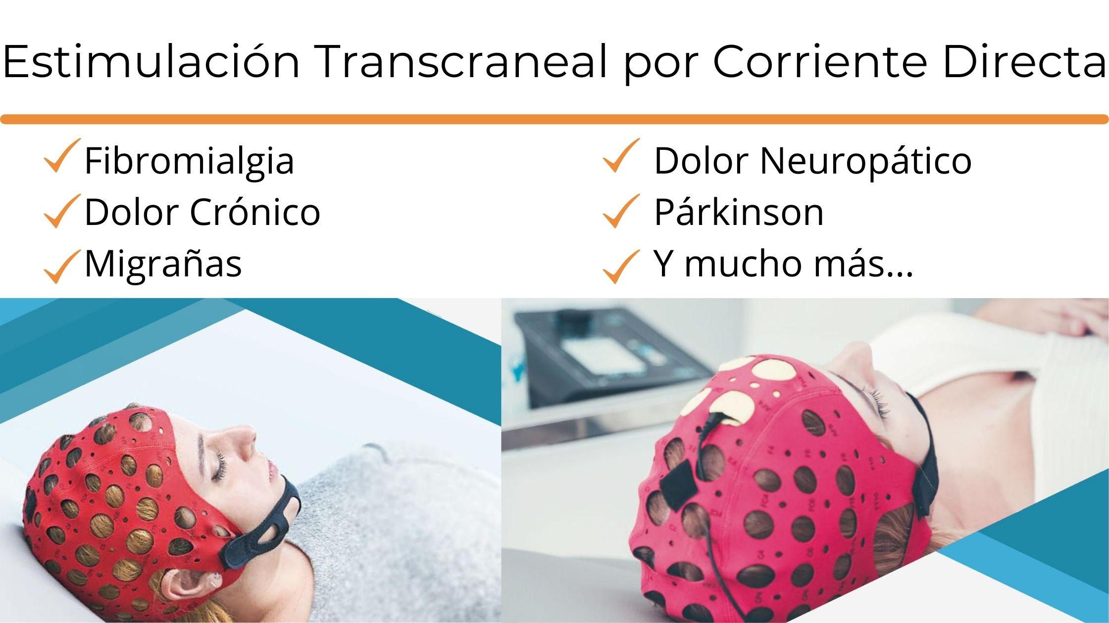 FisioAvilés Estimulación Transcraneal por Corriente Directa